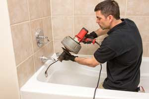 Drain Snake Cleaning by All County Plumbing LLC serving Vancouver WA