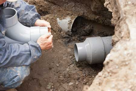 Sewer Line Plumbing Services by All County Plumbing in Vancouver WA