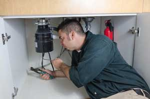 Garbage Disposal drain cleaning provided by All County Plumbing - serving Vancouver WA Battle Ground Longview