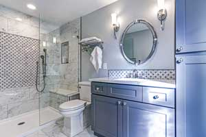 Bathroom Plumbing Remodel by All County Plumbing LLC serving Vancouver WA and Longview