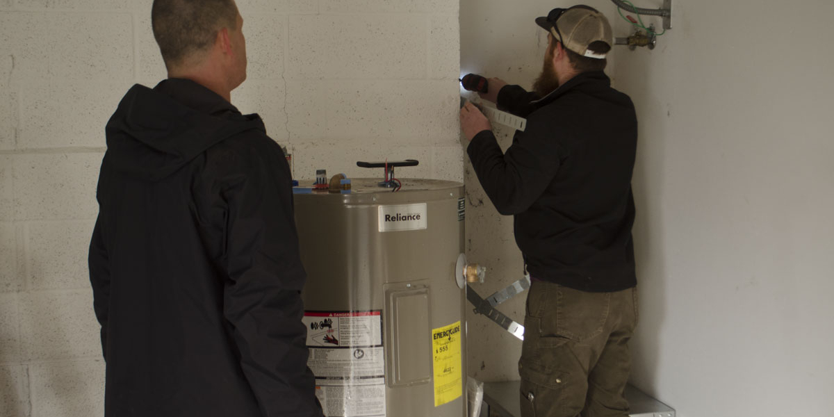 Water Heater Installation Services in Vancouver WA and Portland OR